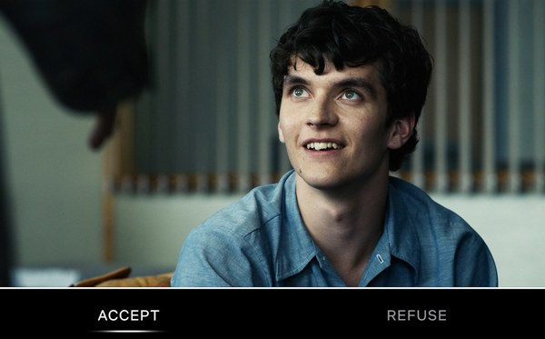 One of the dozens of points in Netflix's Bandersnatch choose your own adventure film (Netflix)