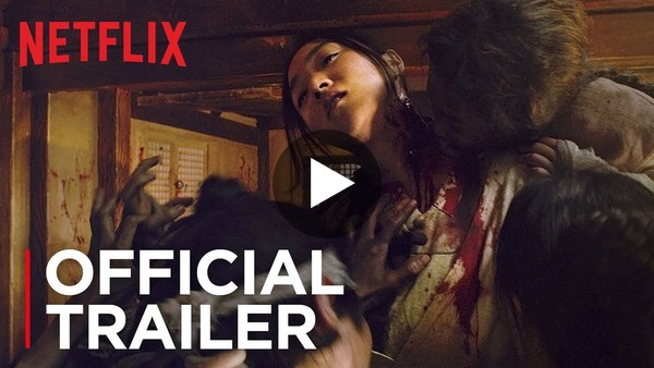 Kingdom   Official Trailer #2 [HD]   Netflix