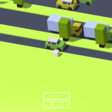 Crossy Road with three.js