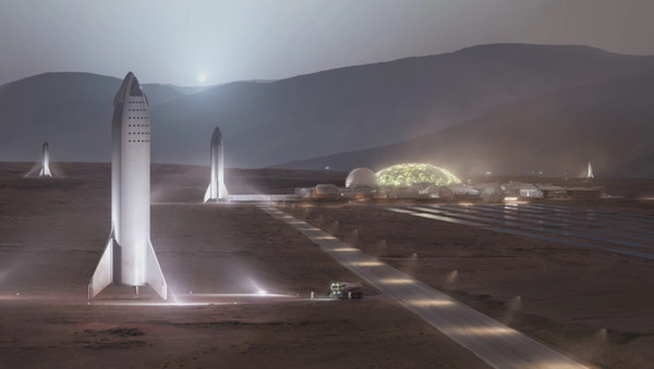 2018 ushered in 'a potential space renaissance' – TechCrunch