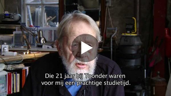 oud-Toonderanimator Børge Ring - Bommelglossy