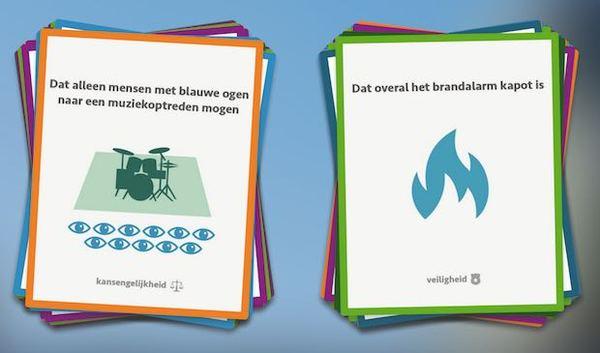 Dilemma: is Zaanstad gek geworden of gewoon 'van 't padje'? | De Orkaan