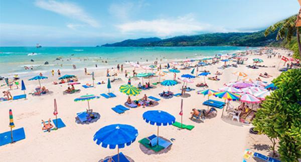 BigPixel Planet - Patong Beach