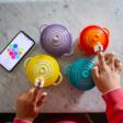 Slimme ring van Sphero verandert kleuren in muziek - WANT