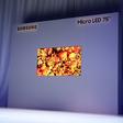 Samsung onthult ijzersterke opvolger van gigantische The Wall - WANT