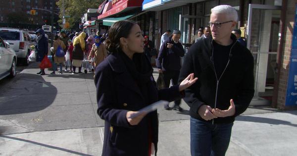 (1.) 60 Minutes: Alexandria Ocasio-Cortez: The rookie congresswoman challenging the Democratic establishment (Video & transcript)