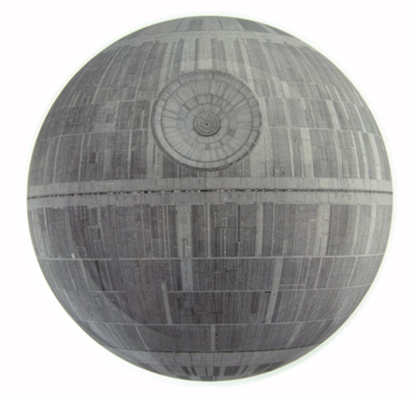 You can get a Death Star Ultrastar.