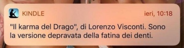 notifiche importanti