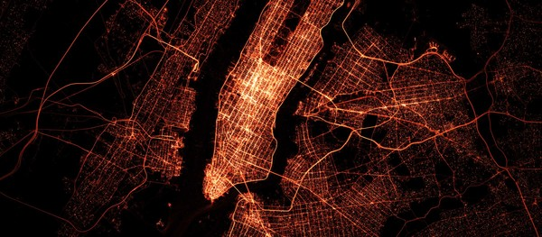 Data shows over 235m locations captured from 1.2 million devices in three days.