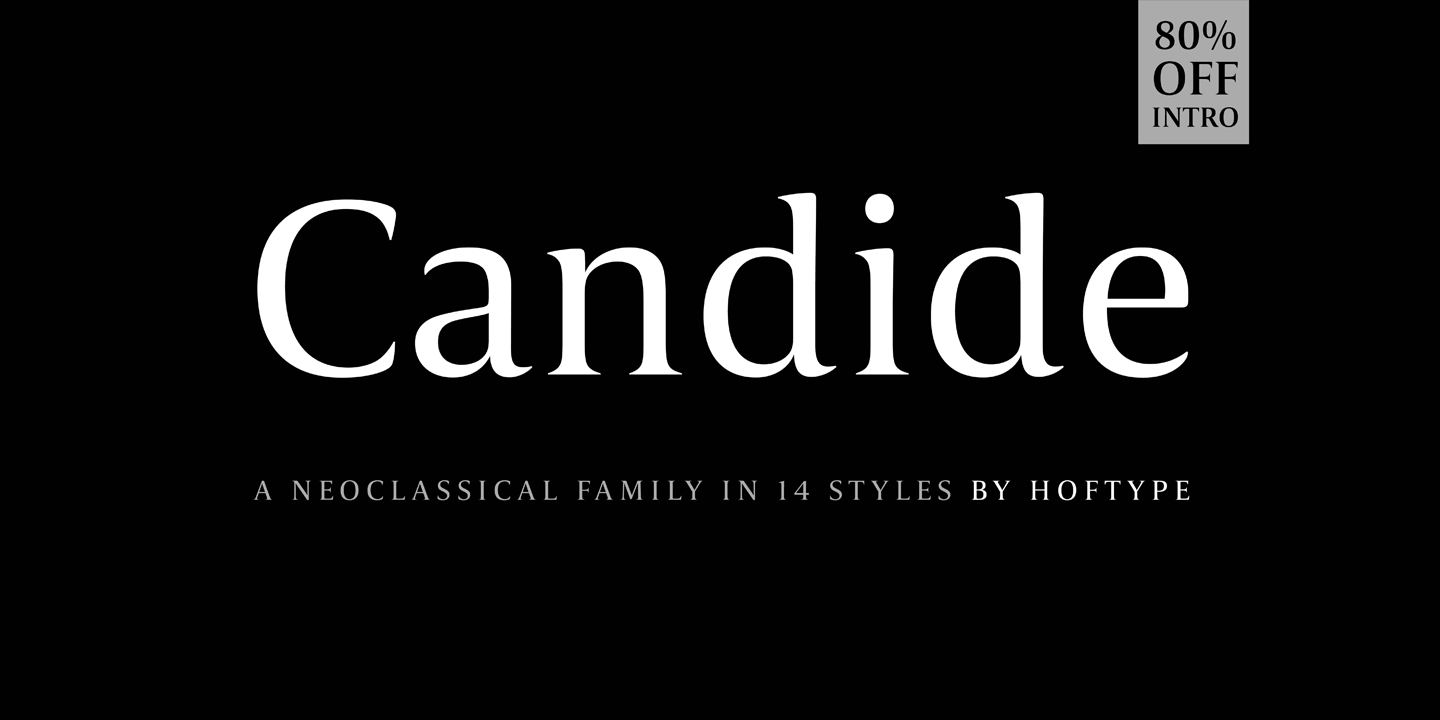 All Candide styles are 80% off until tomorrow. Hurry, offer ends soon! 💥