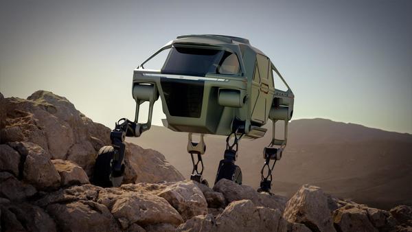 Hyundai Walking Car Concept: Bumblebee leeft! - TopGear