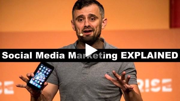 Social Media Marketing Explained in 11 Minutes - Gary Vaynerchuk | Business Talk