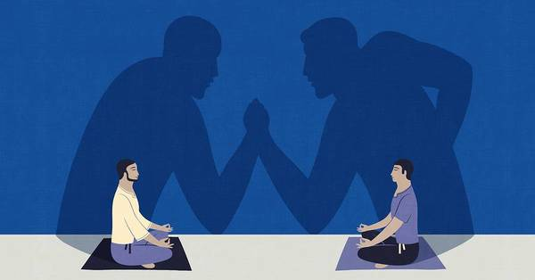 Headspace vs. Calm: The Meditation Battle That's Anything but Zen