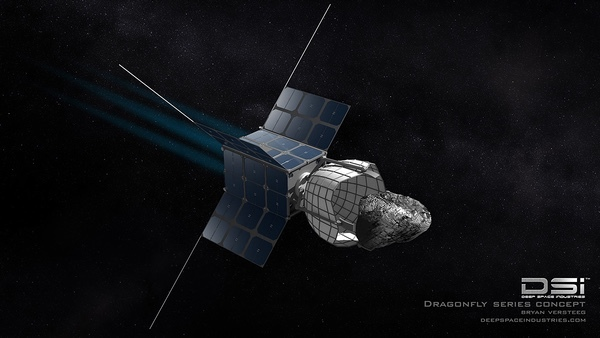 The Space Review: The asteroid mining bubble has burst