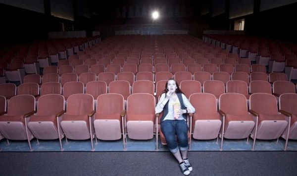 Cinema ALONE: Brits seeking solitary trips to movies at NEW high | Films | Entertainment | Express.co.uk