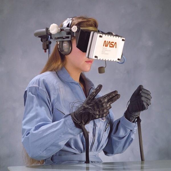 VR—Still not disrupting anything.