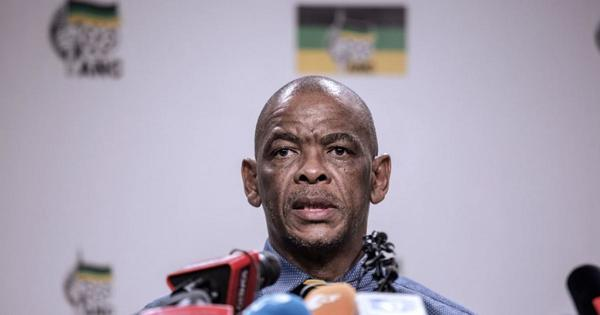 Magashule says Reserve Bank to be nationalised | eNCA