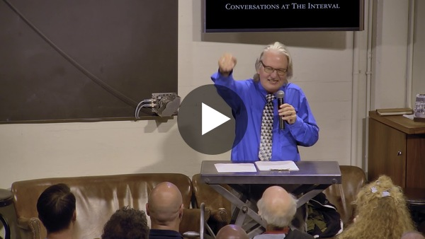 To Set A Story in The Future — Bruce Sterling at The Interval