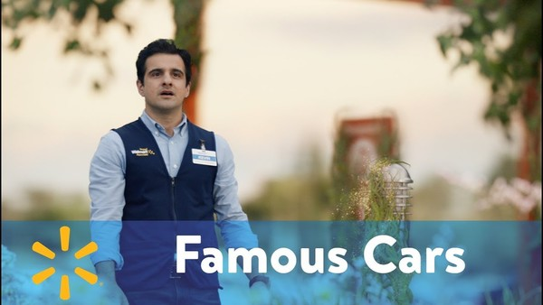 Famous Cars #Walmart