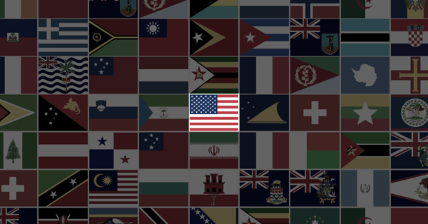 The World through the Eyes of the US