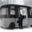 Muji just made a driverless shuttle bus, and it's a minimalist wonder on wheels