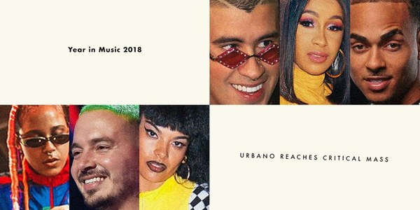 (1.) Pitchfork: Urbano reached critical mass in 2018. Now can it be normalized?