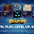 Trade CryptoBeasties on OpenSea!