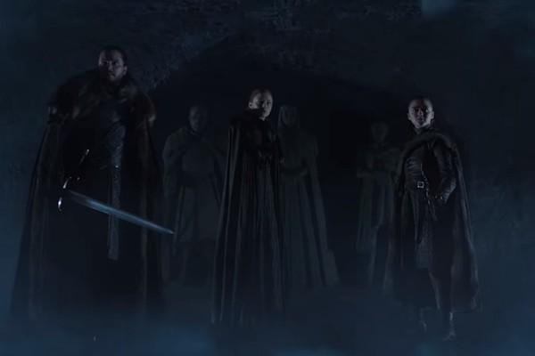 'Juego de Tronos': Todas las claves que esconde el teaser de la temporada 8