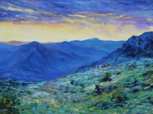 High Desert Dawn by Terrill Welch | Artwork Archive