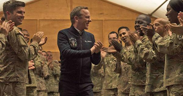 Netflix Revives 'Designated Survivor'