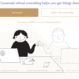 Focusmate - Distraction-free productivity via virtual coworking