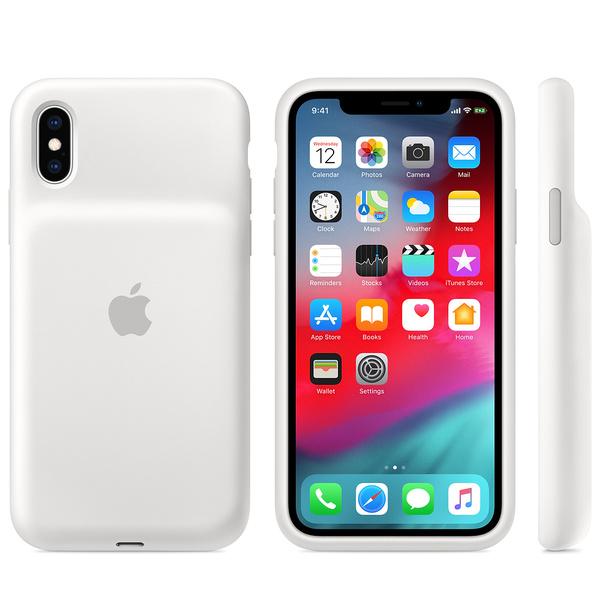 Smart Battery Case na iPhone XS, zdroj apple.com