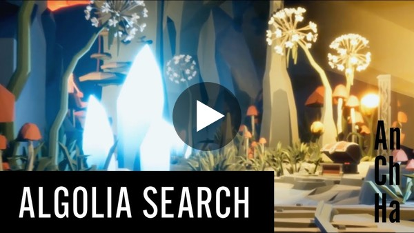 How To - Setup Algolia SEARCH for JAMStack website - REAL WORLD PROJECT