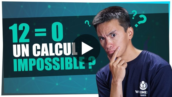 12=0, un calcul impossible ? - CRYPTO #10 - String Theory
