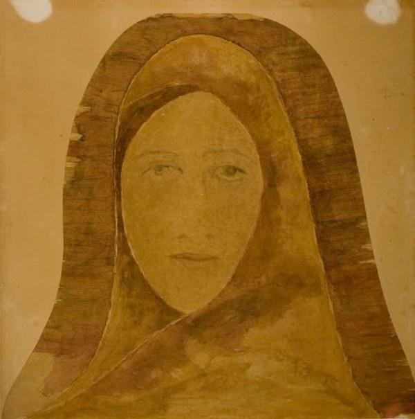 Woman's Face - Rabindranath Tagore — Google Arts & Culture