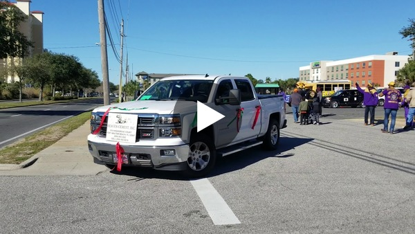 Fort Walton Beach MLK Day Parade