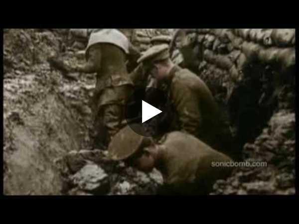 WW1 Combat in Colour 1914-1918