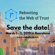 Rebooting the Web of Trust arrives to Barcelona
