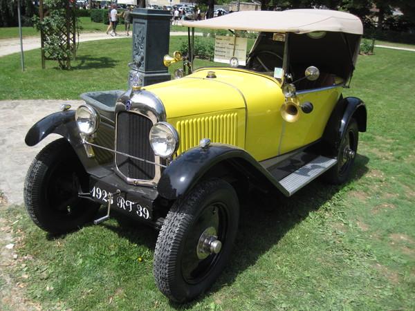 La trèfle 1924 - Wikipedia - CC BY-SA 3.0