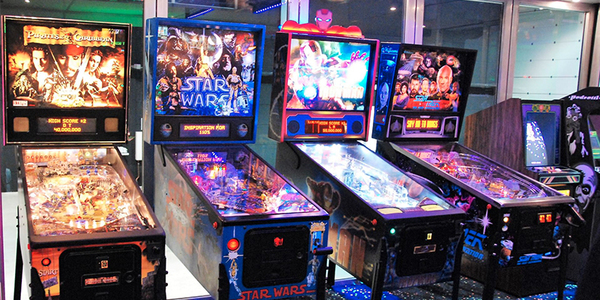 Games on Wheels: een mobiele arcadehal - EventGoodies