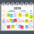 Marketing Plan: From Zero to Hero [Free 2019 Calendar Included]