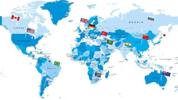 How well do you know the world's countries?