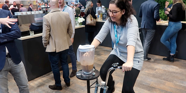 Mix een smoothie met de ShakeFiets - EventGoodies