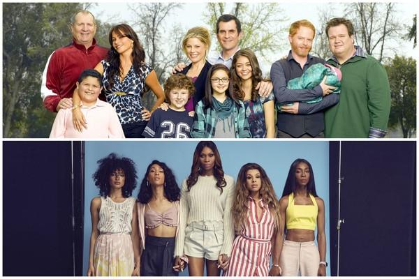 #10YearChallenge: 2009 vs 2019, representación en las series de TV