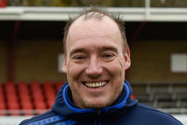 Marcel de Vlaming nieuwe trainer Unitas-zaterdag