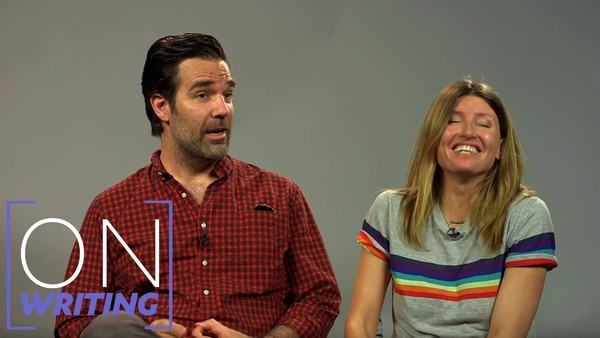 Rob Delaney and Sharon Horgan on Writing Catastrophe