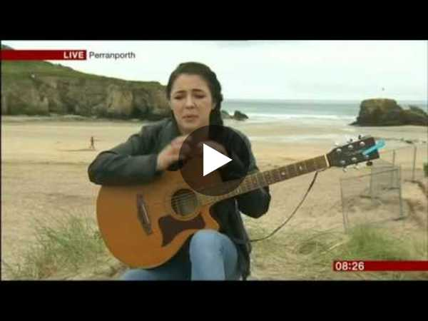 BBC1 Breakfast Interview With Poppy Waterman-Smith