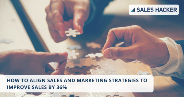 6 Ways to Align Sales & Marketing in Healthcare