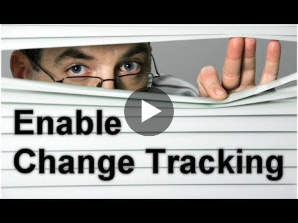 Dynamics 365 2MT Episode 54: Turn ON Change Tracking!