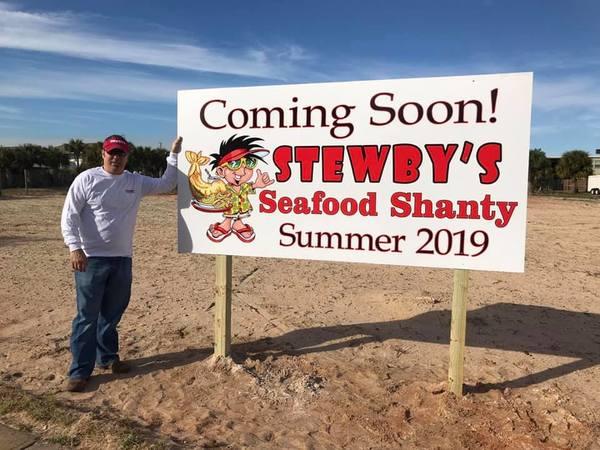 Stewby's on Okaloosa Island